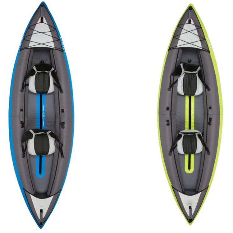 Sea Kayak China Manufacture Wholesale Different Color 2 Man Kayak 2 Seat