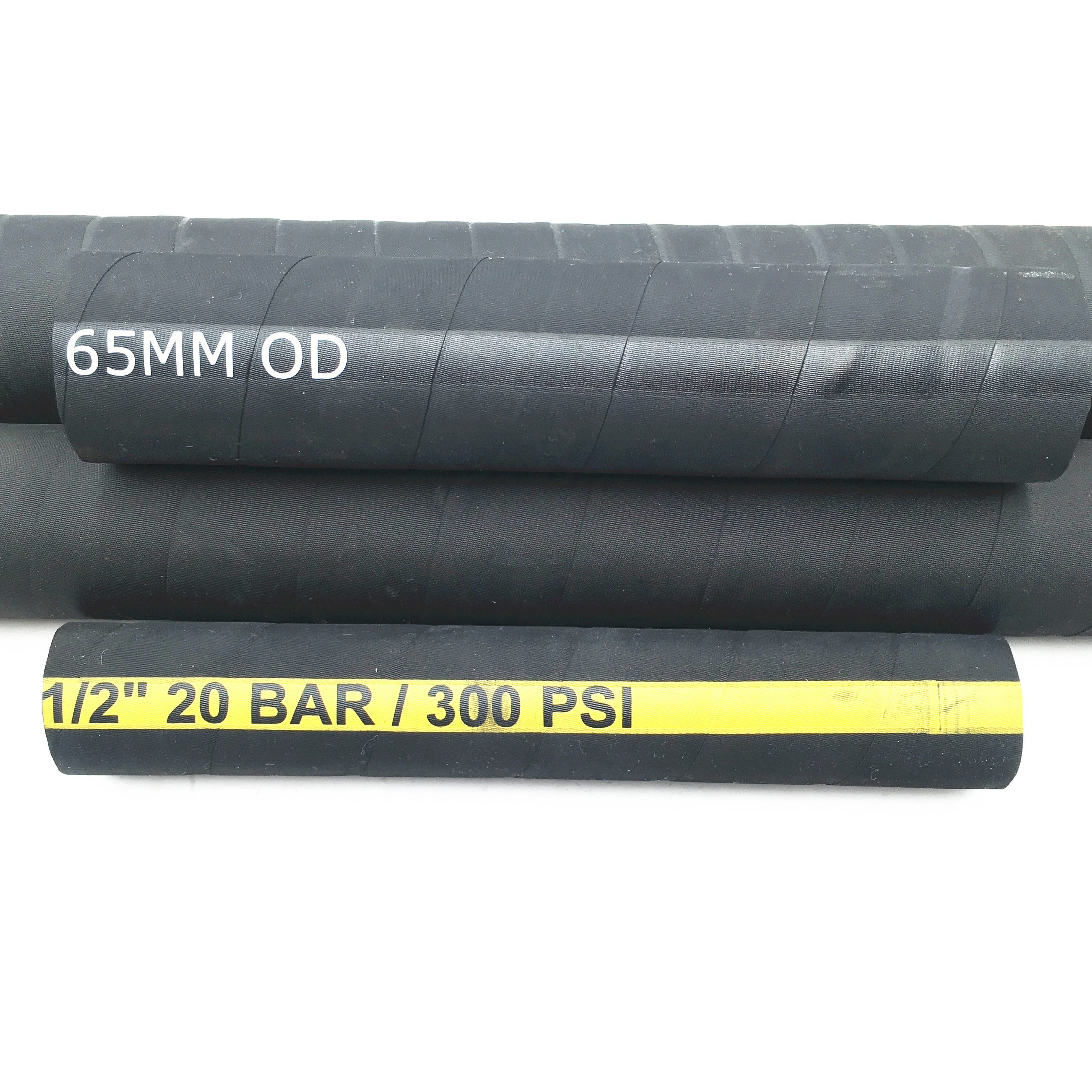 Water Wrapped Cover Air Hose EPDM/SBR Blend