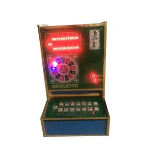 coin poerated shot slot game casino wheel table machines roulette machine for sale