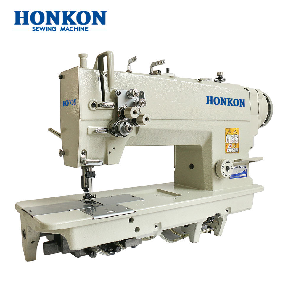 HONKON High-speed industrial double needle industrial sewing machine HK-842-D Hot market for industrial use