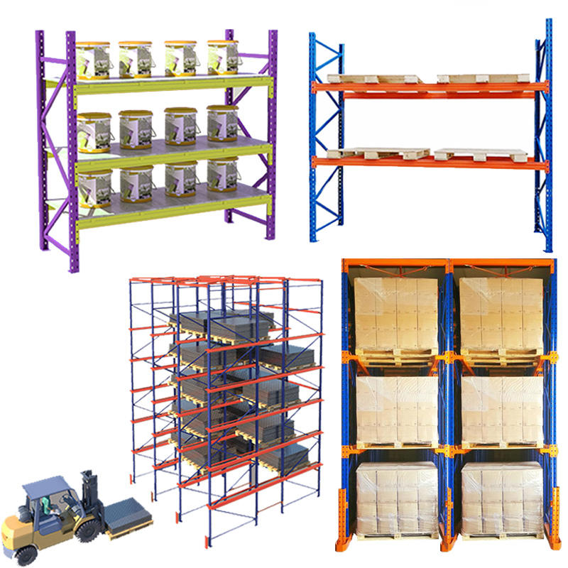 ce sgs tuv iso drive in light duty rack push back racking fifo er for rack shelf shelves