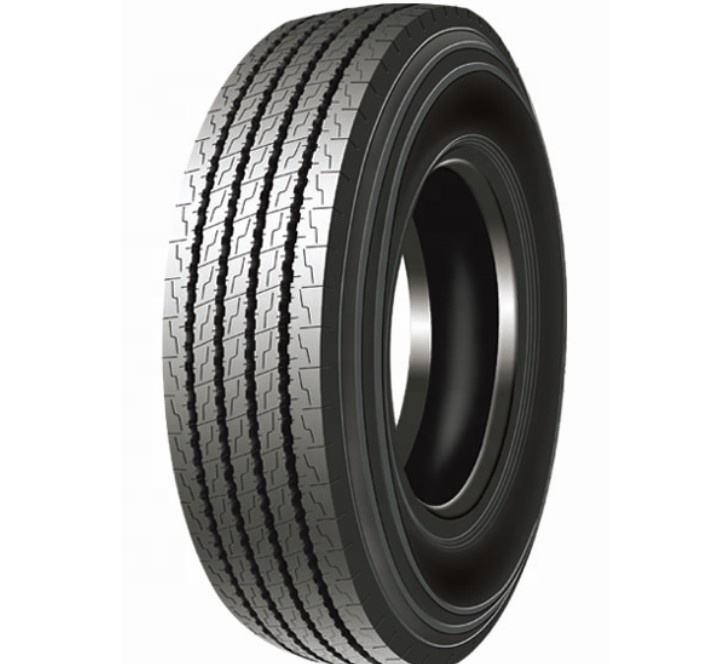 295 75 22.5 truck tire all steel radial tires for vehicles with traction and directional pattern