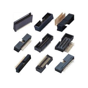 1.27*2.54mm pitch Molex te caja conector cable a placa conector