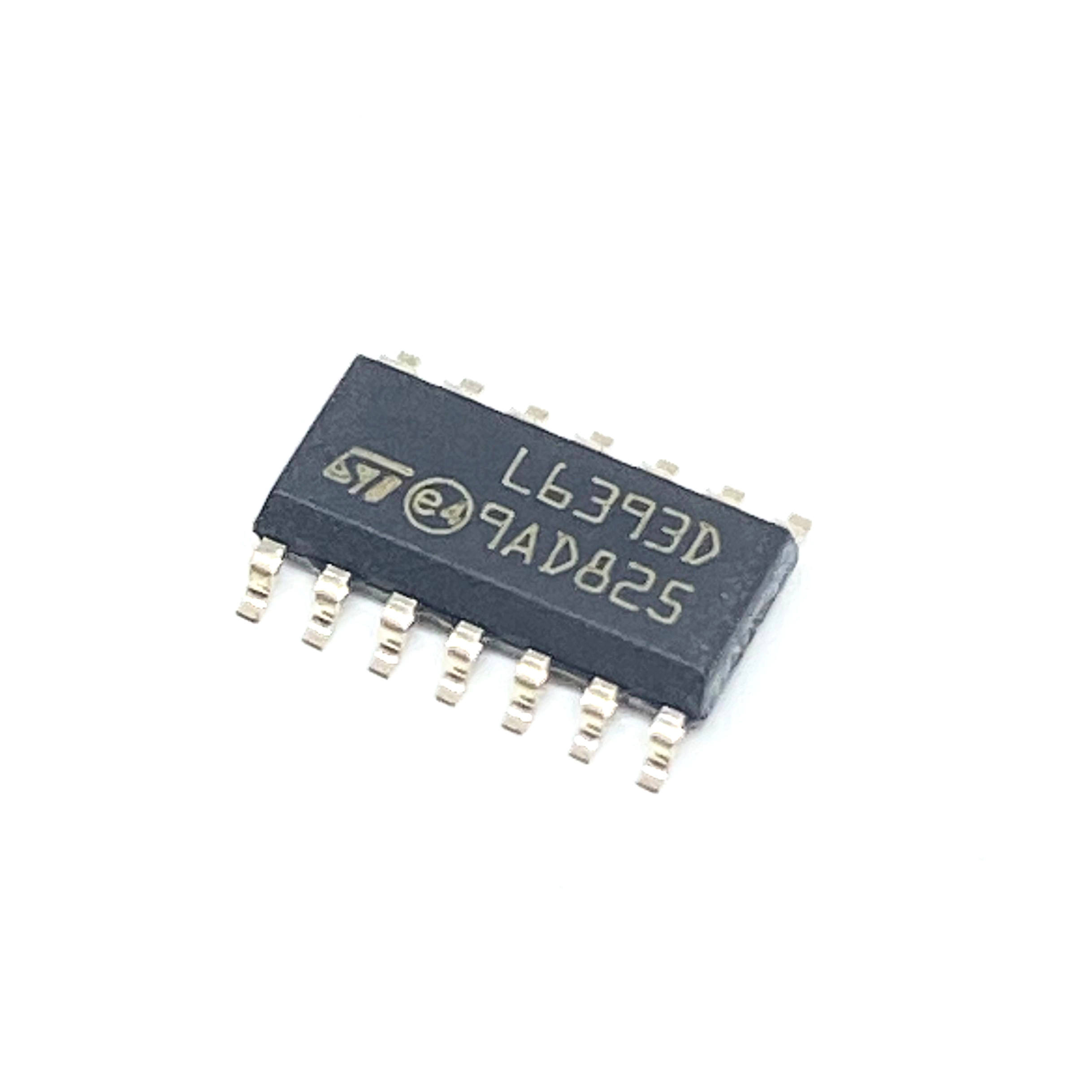 L6393DTR L6393D L6393 SOP14 Half bridge gate <span class=keywords><strong>driver</strong></span> chip nuovo originale