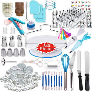 Baking tools cake decorating set Cake tools for home and cake shop