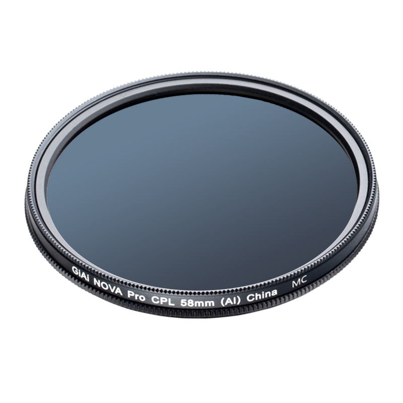 GIAI Diskon 58Mm Filter Cpl Circular Polarizing Lens