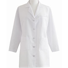 China Factory Supplier Doctor Lab Coat Uniform Price White Medical Uniform Lab Coat