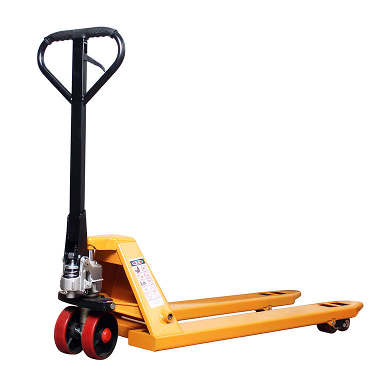 2500kg hand truck,ce hydraulic manual pallet jack