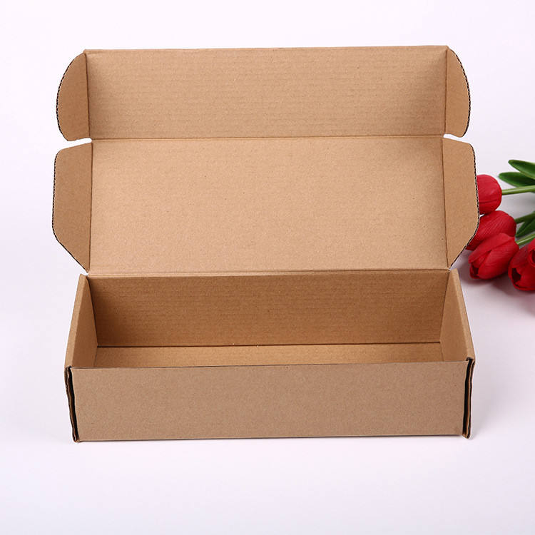 Custom Paper Craft Shipping Mailer Box Packaging Mailing Make Socks Cardboard Product Printed Sleeve
