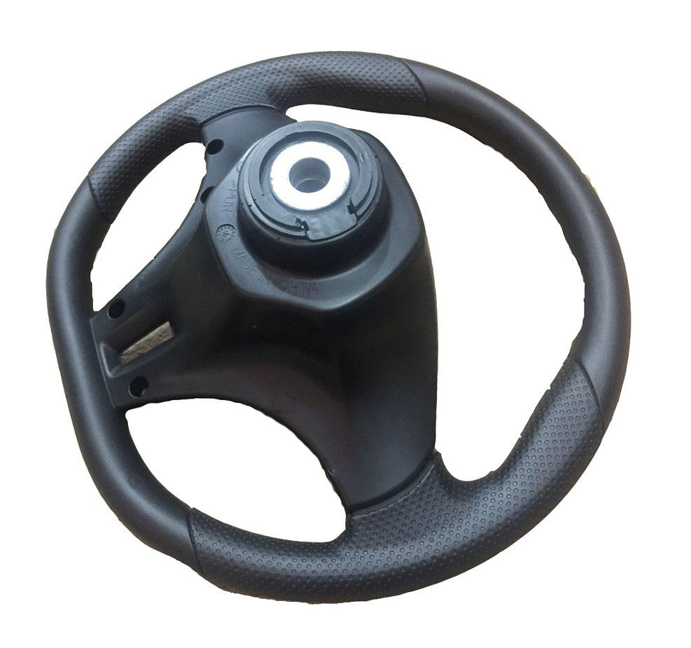 Weccome customized Urethane Polyurethane self skinning foaming accessories steering wheel