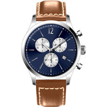 producto mas vendido 2018 high quality fashion steel waterproof chronograph watch sports accessories for teenager