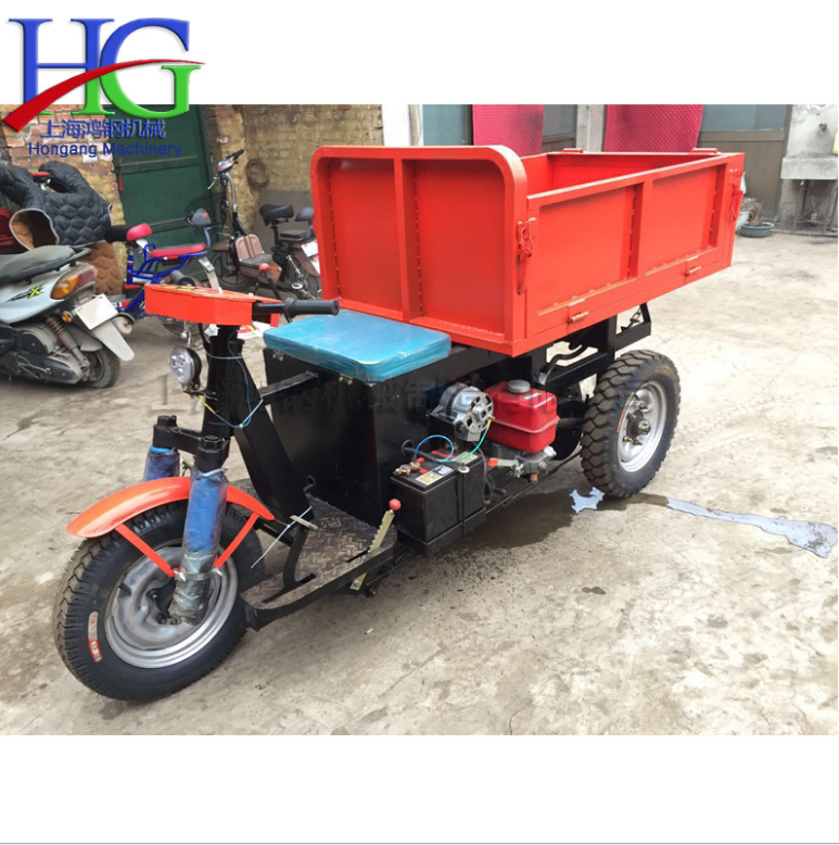 with energy saving manufacturer outlet electric cargo tricycle mini cargo dumper small truck