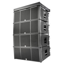 ton technik  12 inch outdoor line array professional speaker system