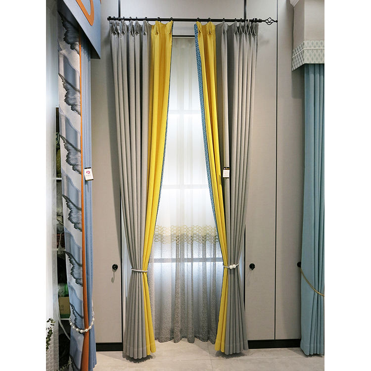 curtins curtain window living room window curtains luxury window curtains wholesale