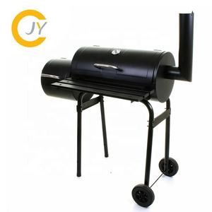 Cuisson Baril BARBECUE Barbecue Portable Gril Extérieur
