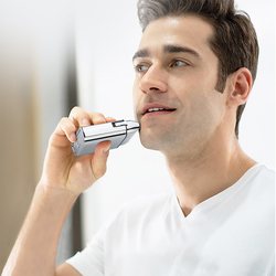 Home USB Charging Car Portable Office Use Replacement Blade Electric Trimmer Shaver Beard Razor