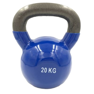 Coloful Fitness Supply Exercise Equipment Iron Kettlebell