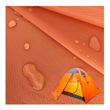 10D/15D/20D/30D ultra-light ripstop nylon silnylon fabric parachute hammock tent fabric