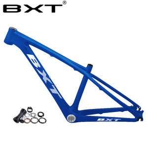 2020 new Chinese carbon frames 14inch 26 carbon mountain bike frameset super light kids carbon mtb frame 26er bicycle frame