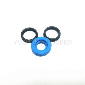 YSRUBBER Epdm wedge rubber profile and gasket waterproof washer seal