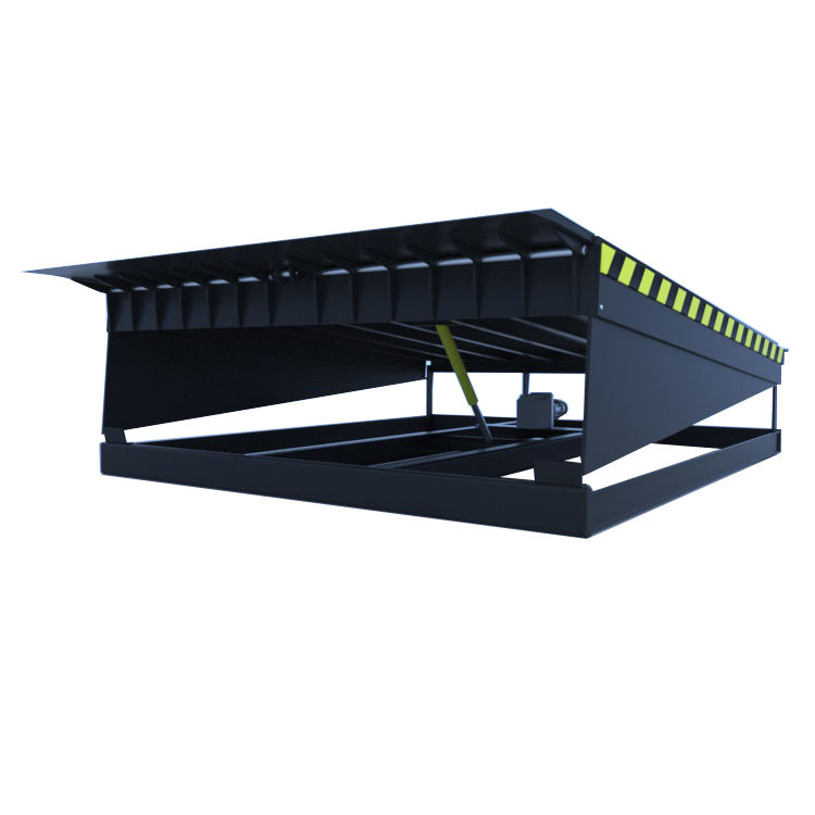 Garment Shops [ Hydraulic Ramps ] Hydraulic Electric Hydraulic Ramps Warehouse Equipment Electric Hydraulic Hydraulic Loading Ramps For Trucks