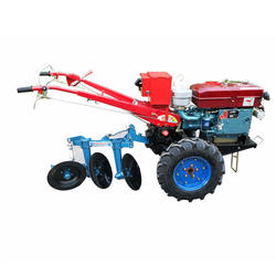 Supper quality 20hp power diesel engine  121 chassis agricultural  walking tractor