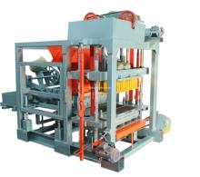 4-25b automatic brick making machine cement in Italy