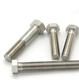 Customizable 304 stainless steel bolts and nuts hex screws for Machinery manufacturing
