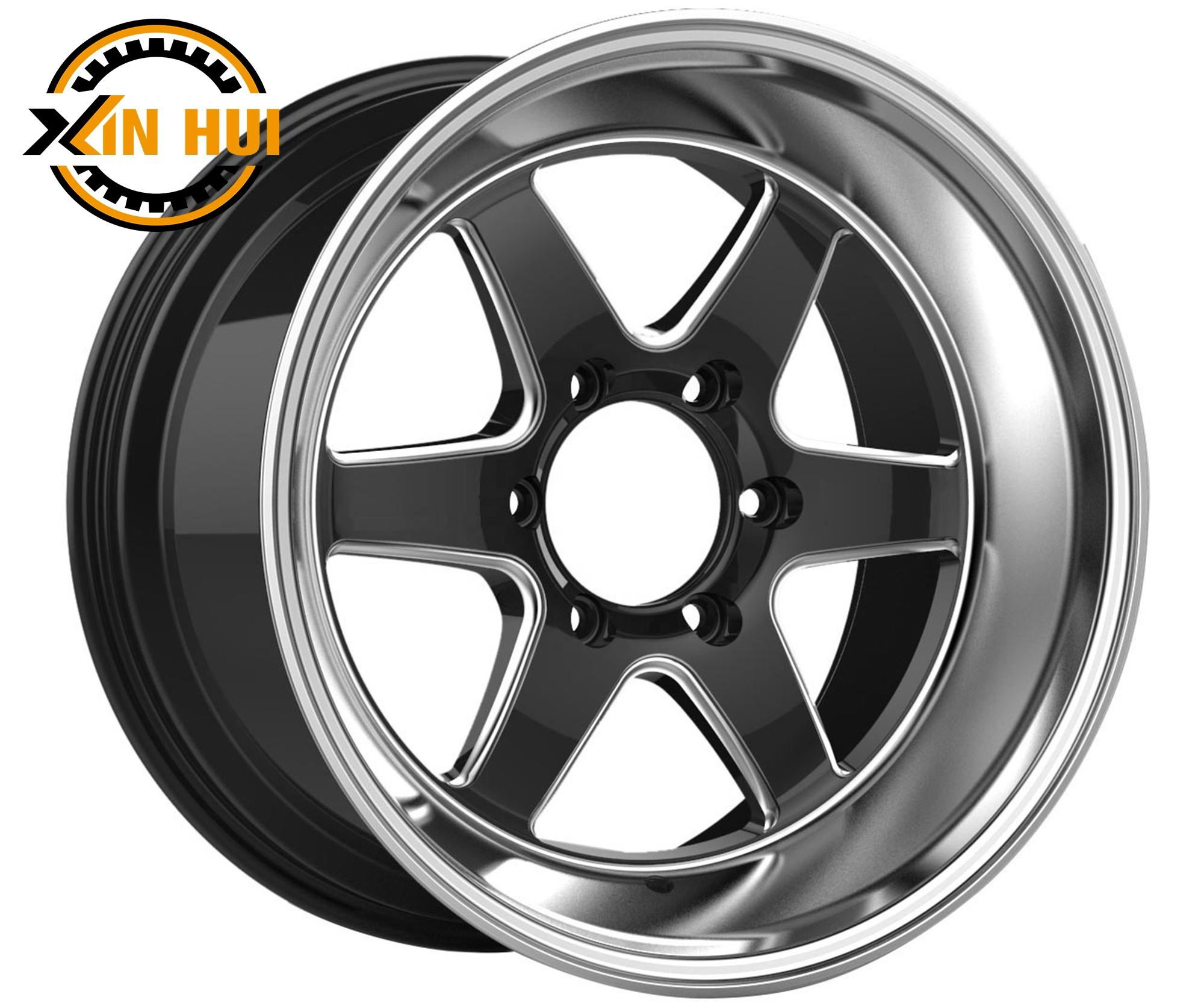 Deep lip 18 inch rays g25 alloy wheel with pcd 6x139.7 in stock with factory price