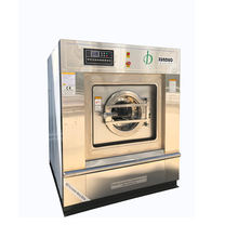 shanghai XUNDUO Laundry and Dry Cleaning Shop Equipment/ 100KG laundry washer