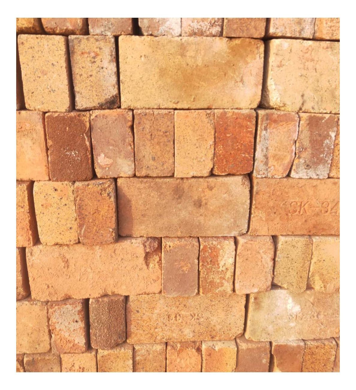 Cheap Reclaimed Old Brick Antique Red Fire Clay Bricks For Construction Walls