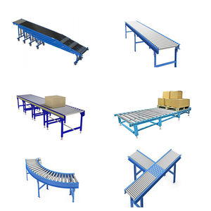 China manufacturer price custom mini automatic gravity roller conveyor system