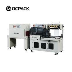 Automatic shrinkwrappers 10years factory