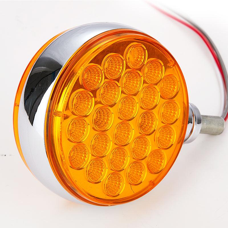 rouge Feu stop LED 12V 32 LED Feu stop universel arri/ère
