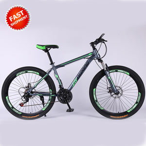 Stock 26 29 inch steel frame bicycles for adults mountain bike/ wholesale mtb cycle cheap price cycle mtb/ mtb gear cycle