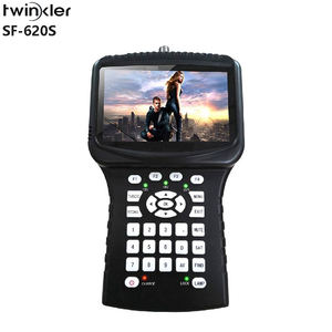 Satellite-Finder Twinkler SF-620S Satlink Powervu Wifi DVB-S2 Spectrum USB CCTV-Camera SF 620S SF620S Satellite Finder