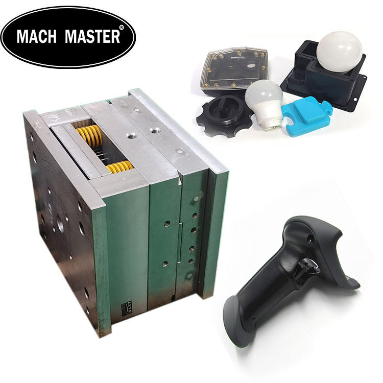 Machmaster Custom Cheap Plastic Part Stainless Steel Mold make/oem Plastic Injection Moulding service