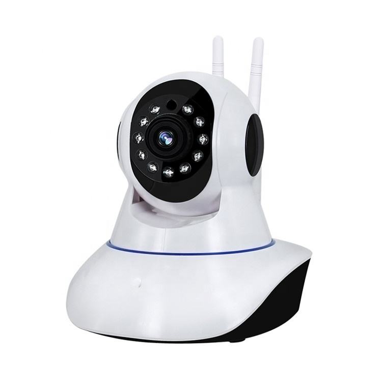 Mobile Phone CCTV Camera Baby Camera Monitor Wireless IP CC Camera With Speaker Microphone Double Antennas
