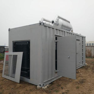 500kw Cogeneration Heat and Power Mini CHP Natural Gas Generator