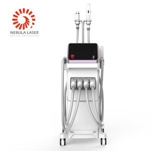Ipl + elight + rf + nd yag laser 4 in 1 annis apparecchiatura di bellezza