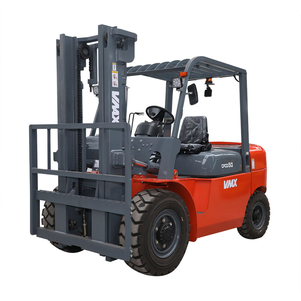 vmax new diesel fork lift 5 ton fork lift truck forklift parts