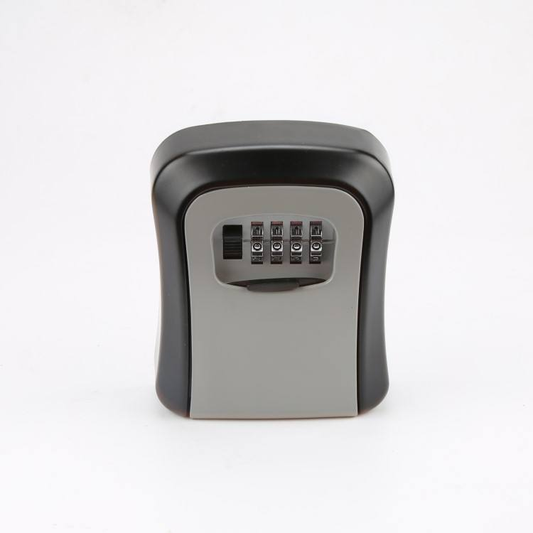 Active demand High quality Aluminum Alloy combination lock safety key box