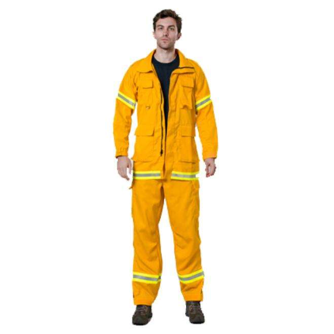 NFPA1977 Forest Fire fighting suit/Wildland Fire Fighter Uniform