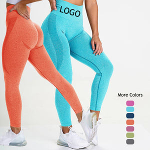 2020 New Arrival Sport Seamless Tights Leggings High Waist Running Leggings Tight Yoga Pants