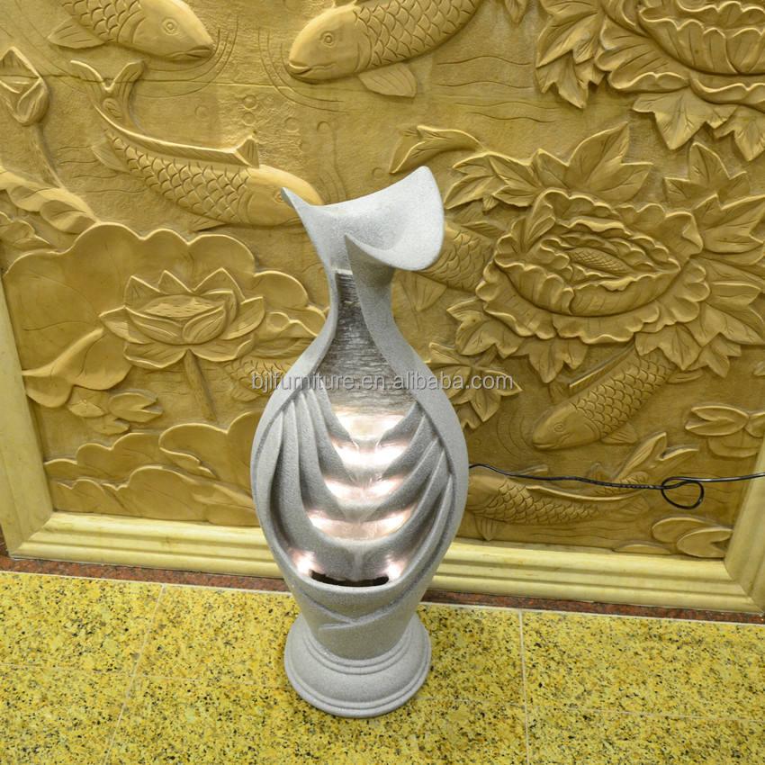 Fontes da resina no interior para casa decoração de mesa