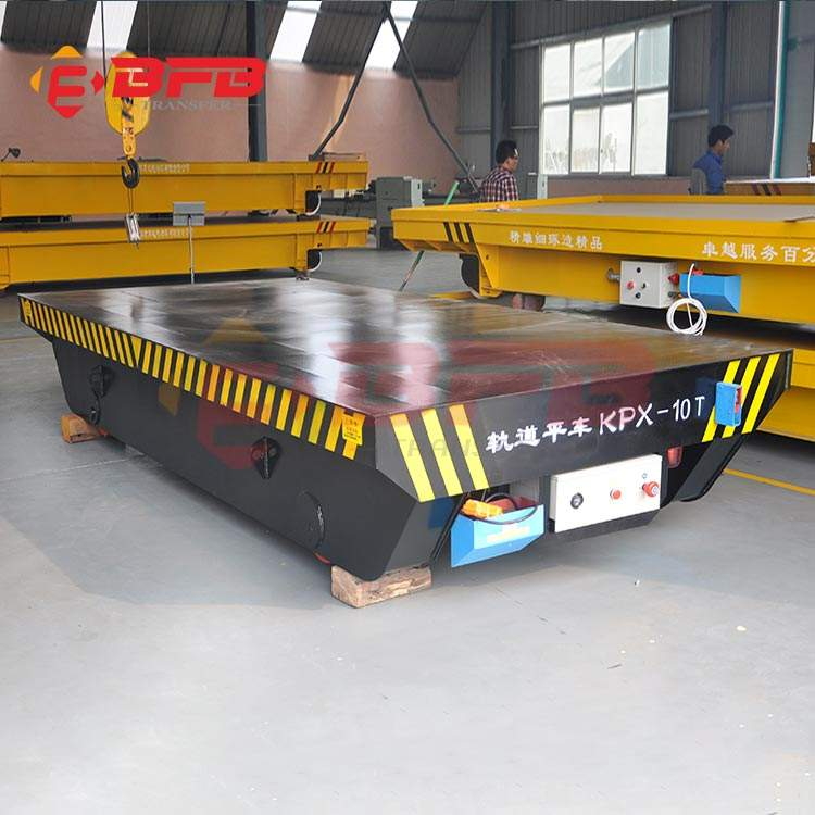 CE,ISO,SGS Approved material transporter heavy duty mover railway trolley