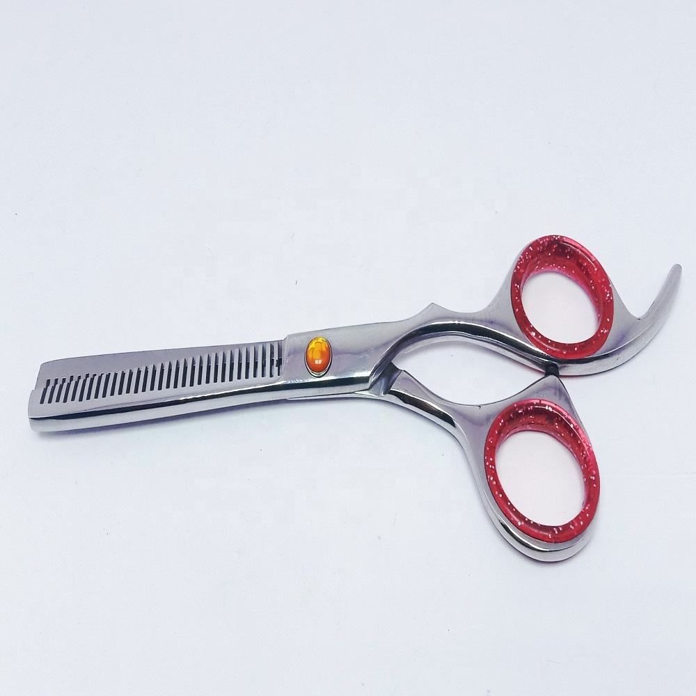 Simple style hair barber scissors thinning scissors professional customize hair scissors
