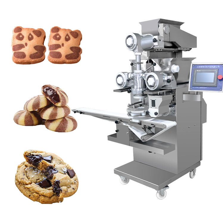 Biscuit Cookie Machine/Fortune Cookies Machine Production line for making Biscuit Depositor