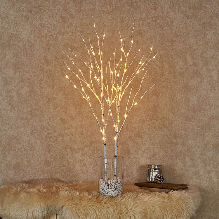 Hairui 32in Decoratie Home Decor Twig LED Indoor Boom Night takken Licht