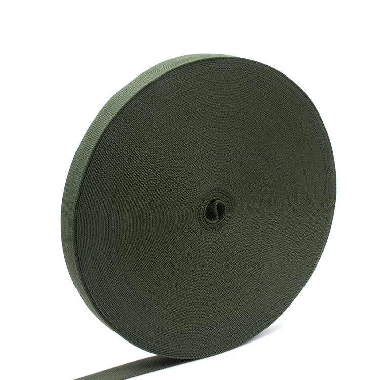 20mm polypropylene webbing strap military webbing belts